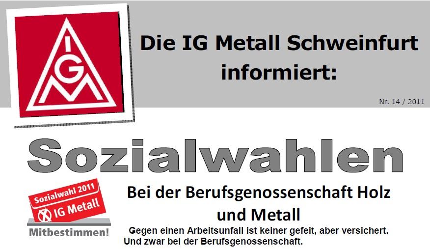 BUcherregal Metall Und Holz ~   der IG Metall Selbstverwaltung für BG Holz und Metall wird gewählt